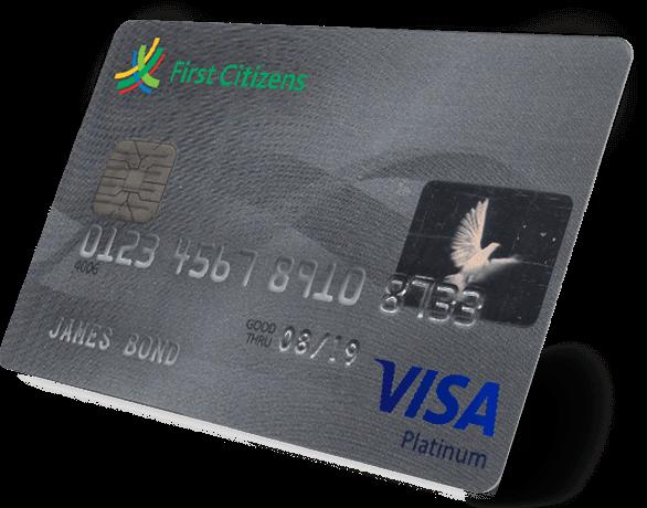 First Citizens, Platinum Card
